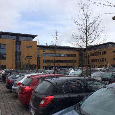 EWE-Gebäude in Cloppenburg