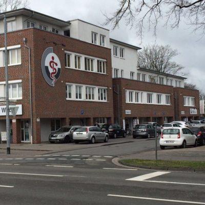 Neubau Ärztehaus in Cloppenburg
