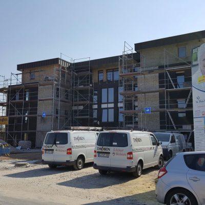 Neubau eines Seniorenheims in Cloppenburg