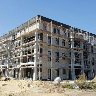 Neubau mit 22 Wohneinheiten in Cloppenburg