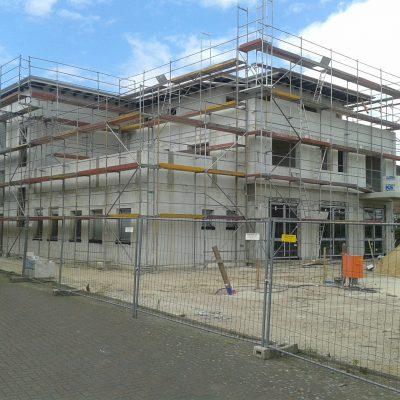 Neubau eine Wohn-und-Geschäftsgebäudes in Barßel