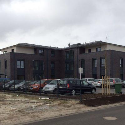Neubau Wohn- und Geschäftsgebäude in Oldenburg