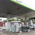 Tankstelle Scharrel